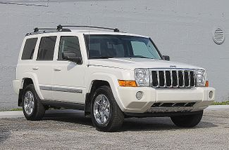 2007 Jeep Commander Limited Hollywood, Florida 34