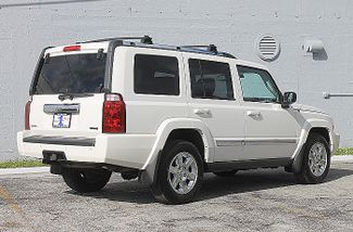 2007 Jeep Commander Limited Hollywood, Florida 4