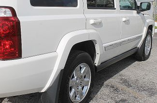 2007 Jeep Commander Limited Hollywood, Florida 5