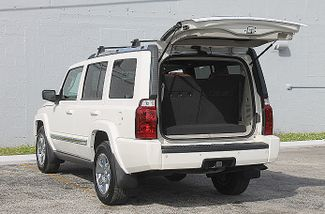 2007 Jeep Commander Limited Hollywood, Florida 36