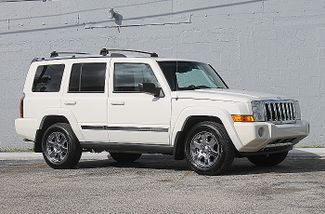 2007 Jeep Commander Limited Hollywood, Florida 58