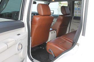 2007 Jeep Commander Limited Hollywood, Florida 26
