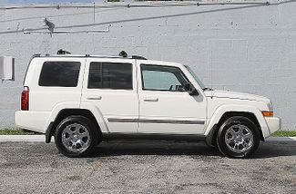 2007 Jeep Commander Limited Hollywood, Florida 3