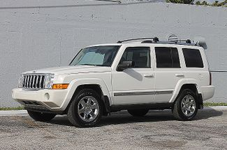 2007 Jeep Commander Limited Hollywood, Florida 24