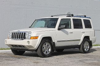 2007 Jeep Commander Limited Hollywood, Florida 35