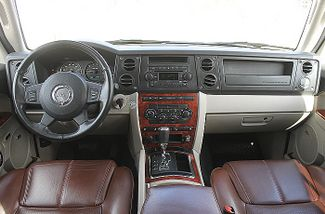 2007 Jeep Commander Limited Hollywood, Florida 21