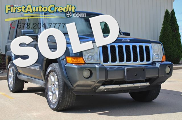2007 Jeep Commander Overland in Jackson MO, 63755