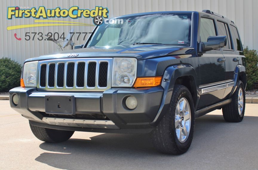 2007 Jeep Commander Overland | Jackson MO | First Auto Credit