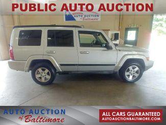 2007 Jeep Commander Sport   JOPPA, MD   Auto Auction of Baltimore  in Joppa MD