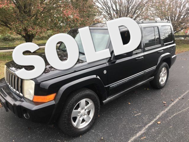 2007 Jeep-Mint Condtion- Commander-3RD ROW-HEMI!  Sport-BUY HERE PAY HERE! Knoxville, Tennessee