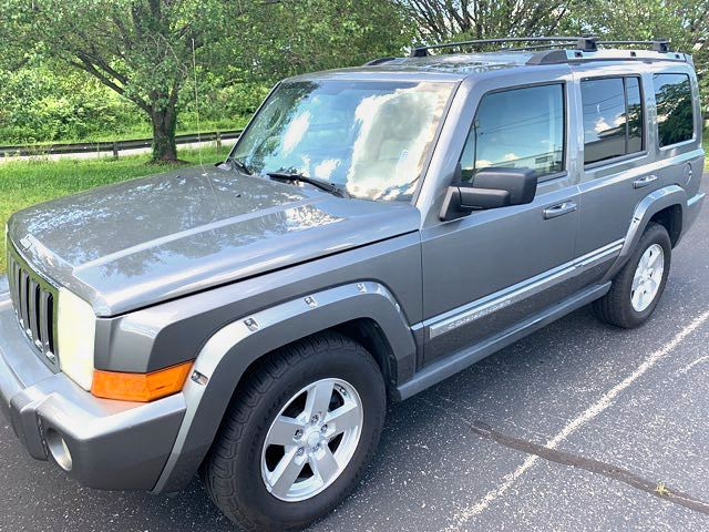 2007 Jeep Commander Limited in Knoxville, Tennessee 37920