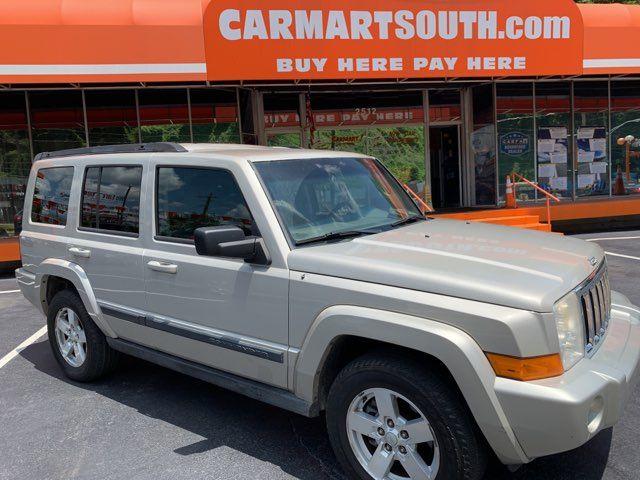 2007 Jeep-3rd Row!! V8! 4x4!! Commander-CARFAX CLEAN Sport