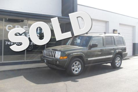 2007 Jeep Commander Limited   Lubbock, TX   Credit Cars  in Lubbock, TX