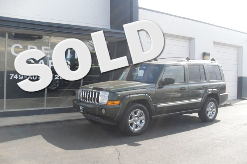 2007 Jeep Commander Limited   Lubbock, TX   Credit Cars  in Lubbock TX