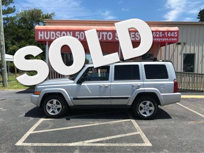 2007 Jeep Commander Sport | Myrtle Beach, South Carolina | Hudson Auto Sales in Myrtle Beach South Carolina