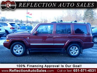 2007 Jeep Commander Overland in Oakdale, Minnesota 55128