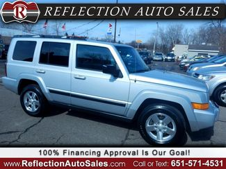 2007 Jeep Commander Sport in Oakdale, Minnesota 55128