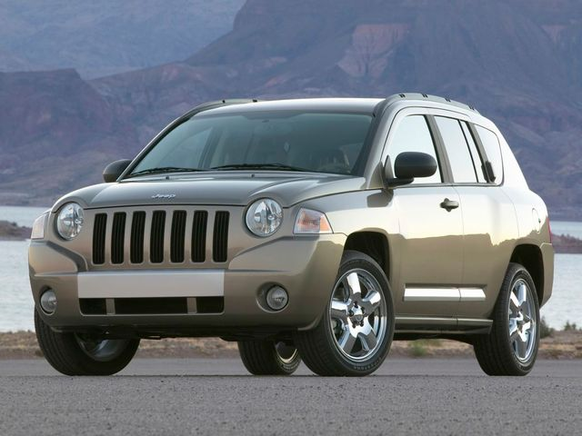 2007 Jeep Compass Sport in Medina, OHIO 44256