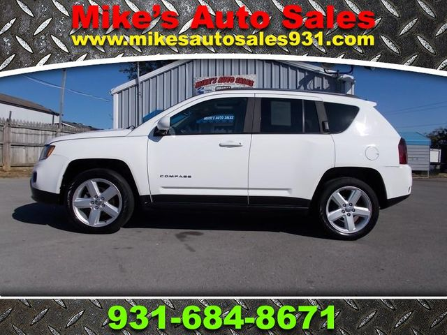 2007 Jeep Compass Limited Shelbyville, TN