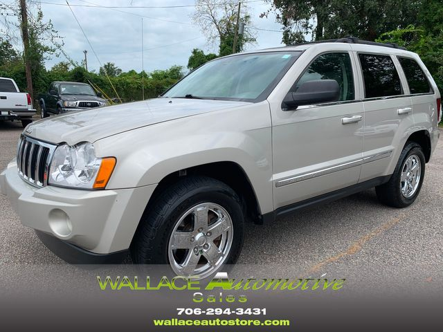 2007 Jeep Grand Cherokee Limited in Augusta, Georgia 30907