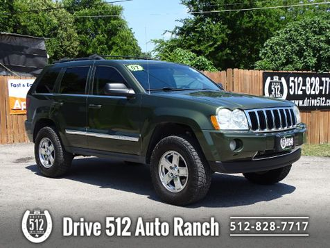 2007 Jeep Grand Cherokee Limited in Austin, TX