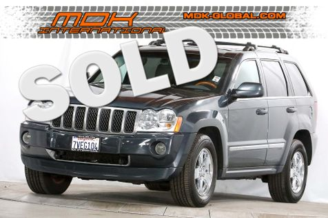 2007 Jeep Grand Cherokee Overland - 5.7L Hemi - 4WD - Loaded in Los Angeles