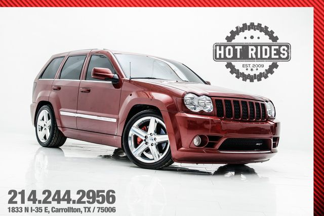 2007 Jeep Grand Cherokee SRT-8 Cammed With Many Upgrades in , TX 75006