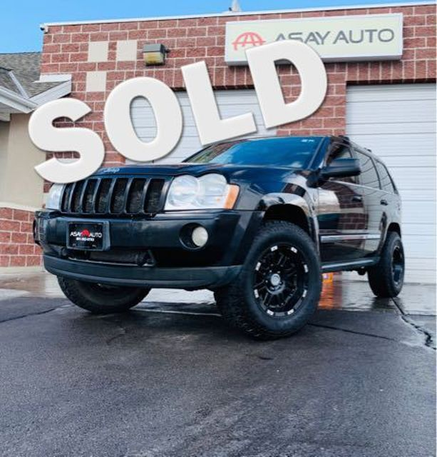 2007 Jeep Grand Cherokee Limited LINDON, UT