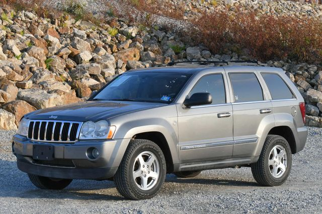 2007 Jeep Grand Cherokee Limited Naugatuck, Connecticut