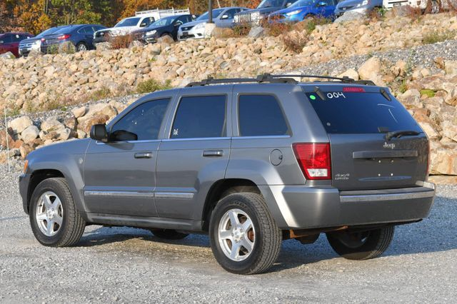2007 Jeep Grand Cherokee Limited Naugatuck, Connecticut 2