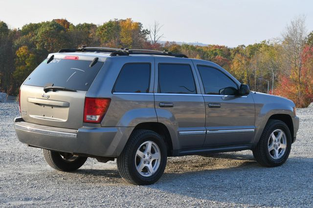 2007 Jeep Grand Cherokee Limited Naugatuck, Connecticut 4