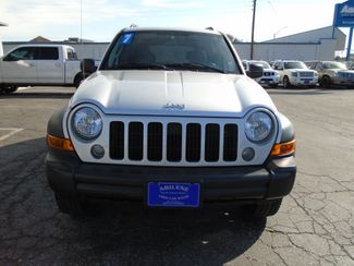 2007 Jeep Liberty Sport  Abilene TX  Abilene Used Car Sales  in Abilene, TX