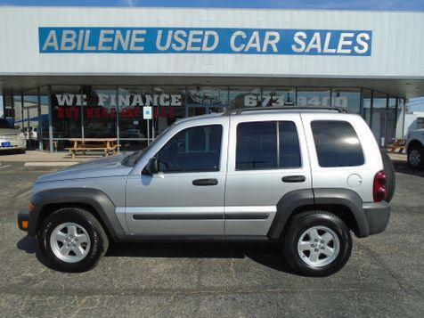 2007 Jeep Liberty Sport in Abilene, TX