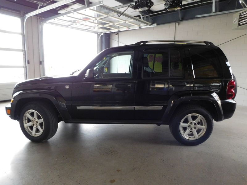 2007 Jeep Liberty Limited  city TN  Doug Justus Auto Center Inc  in Airport Motor Mile ( Metro Knoxville ), TN