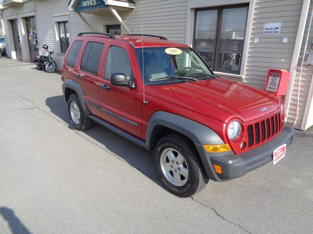2007 Jeep Liberty Sport in Brockport, NY 14420