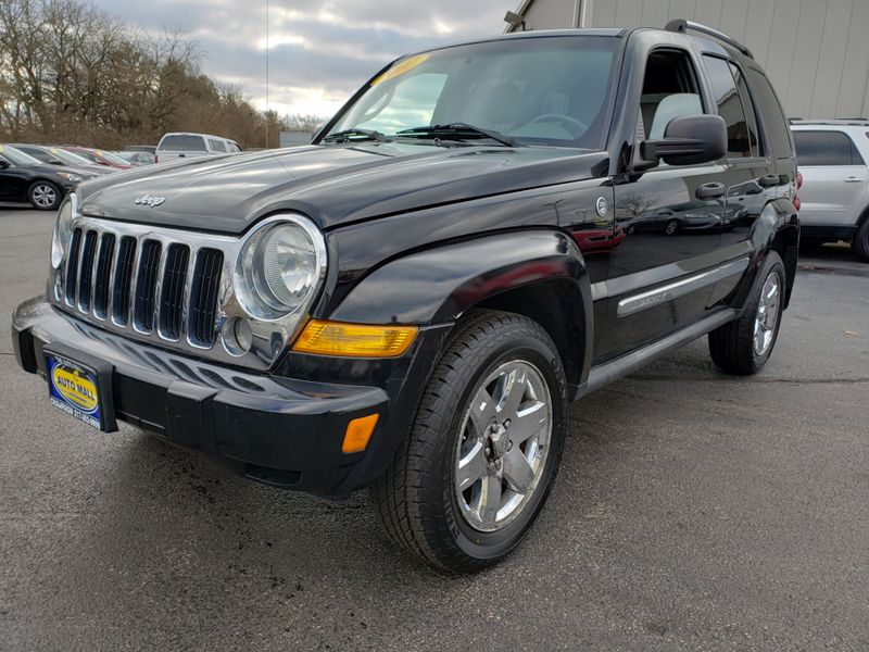 2007 Jeep Liberty Limited | Champaign, Illinois | The Auto Mall of Champaign in Champaign Illinois