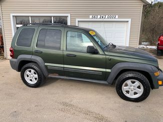 2007 Jeep Liberty Sport in Clinton, IA 52732
