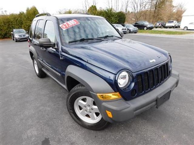 2007 Jeep Liberty Sport in Ephrata, PA 17522