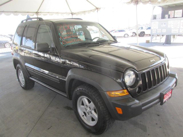 2007 Jeep Liberty Sport Gardena, California 3