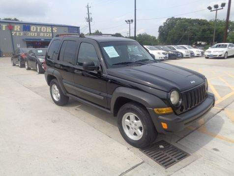 2007 Jeep Liberty Sport in Houston