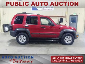 2007 Jeep Liberty Sport | JOPPA, MD | Auto Auction of Baltimore  in Joppa MD