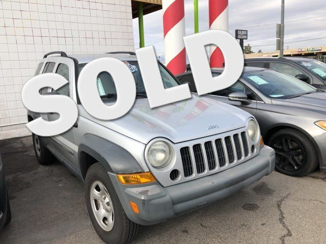 2007 Jeep Liberty Sport CAR PROS AUTO CENTER (702) 405-9905 Las Vegas, Nevada