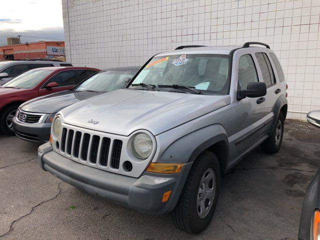 2007 Jeep Liberty Sport CAR PROS AUTO CENTER (702) 405-9905 Las Vegas, Nevada 1