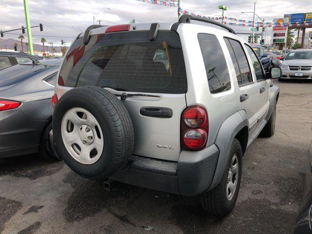 2007 Jeep Liberty Sport CAR PROS AUTO CENTER (702) 405-9905 Las Vegas, Nevada 3