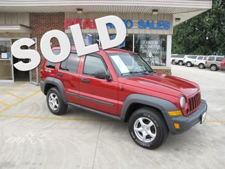 2007 Jeep Liberty Sport in Medina OHIO, 44256