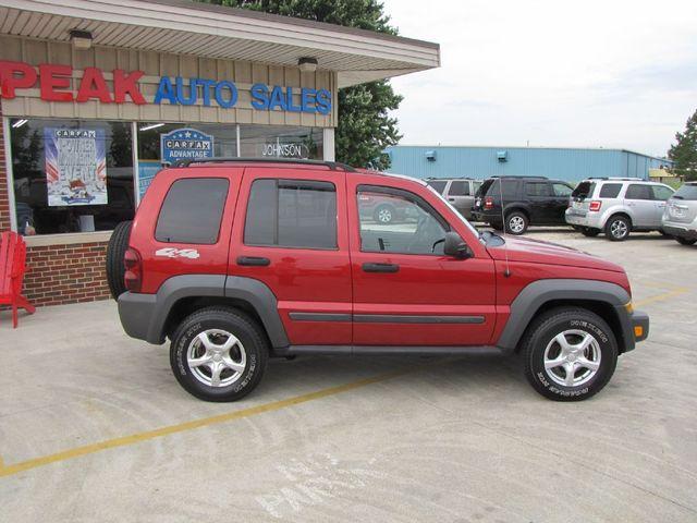 2007 Jeep Liberty Sport in Medina OHIO, 44256