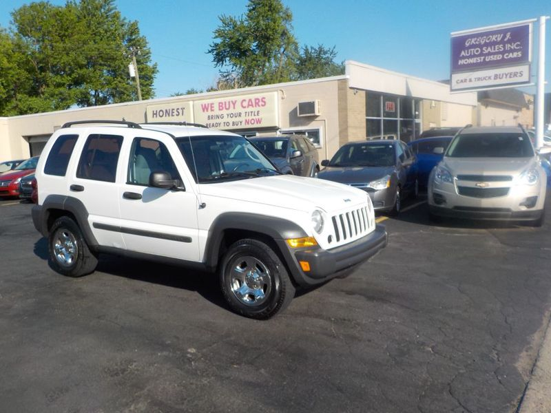 2007 Jeep Liberty Sport | Roseville, MI | Gregory J Auto Sales Inc. In
