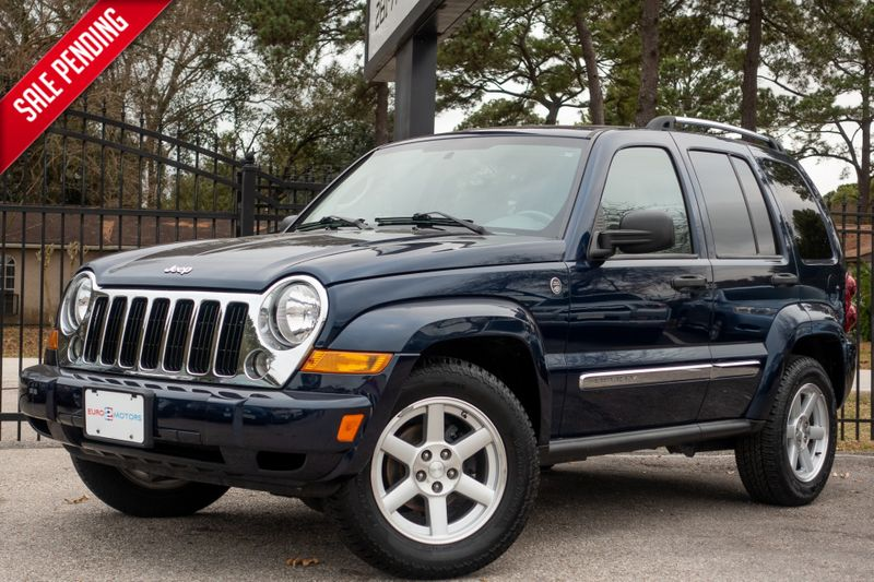 2007 Jeep Liberty Limited   Texas  EURO 2 MOTORS  in , Texas