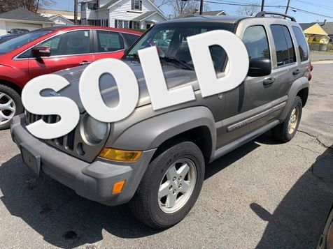 2007 Jeep Liberty Sport in West Springfield, MA