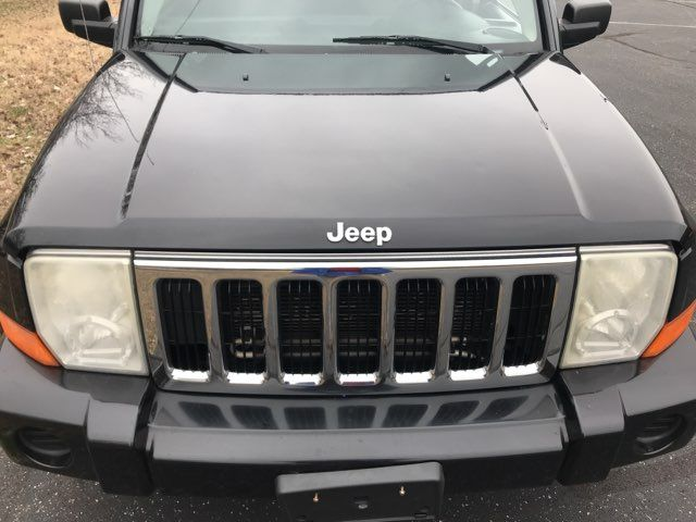 2007 Jeep-Mint Condtion- Commander-3RD ROW-HEMI!  Sport-BUY HERE PAY HERE! Knoxville, Tennessee 33